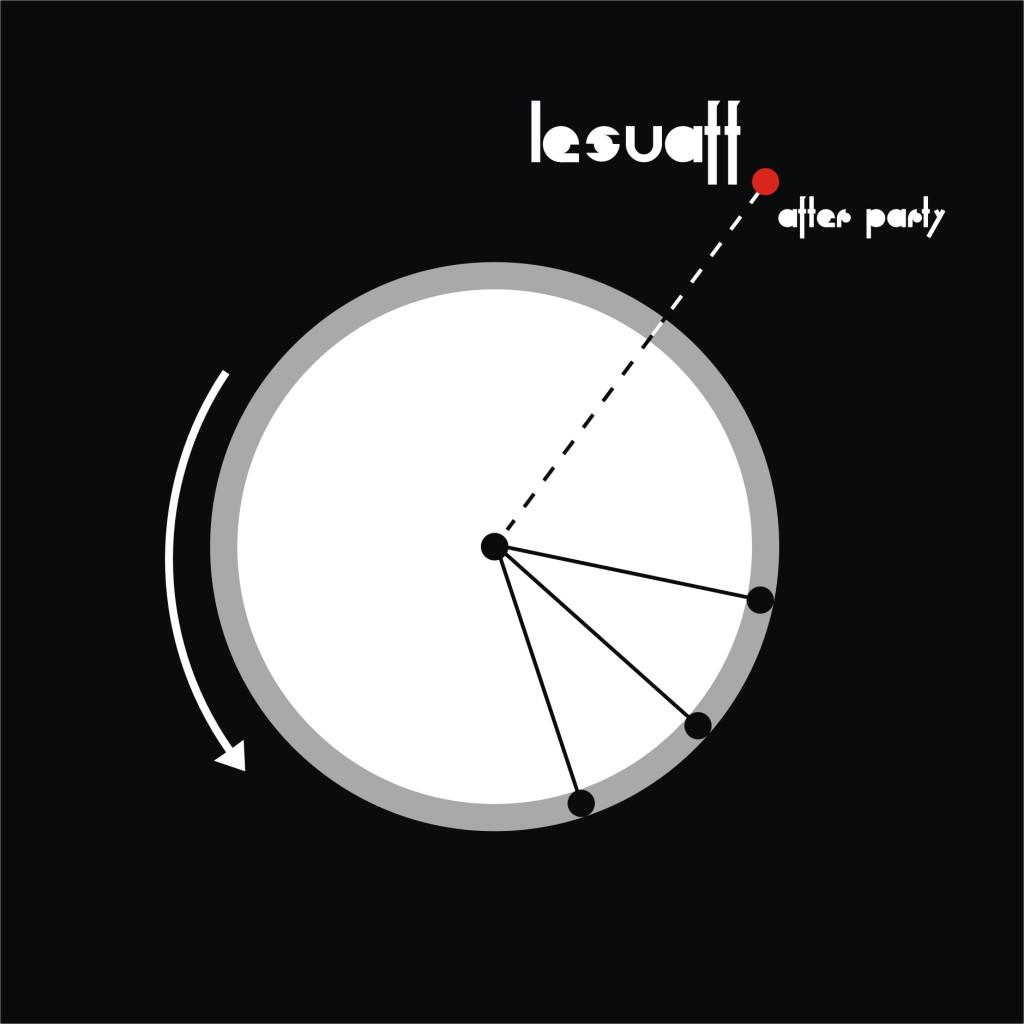 Lesuaff - After party - Ok³adka